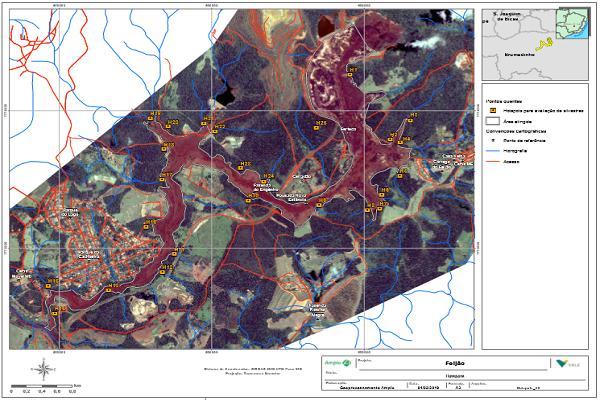 Imagem 3 hotspots para busca e resgate de animais terrestres por parte da empresa